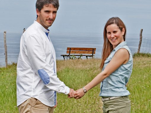 Preboda – David y Sara